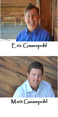 Photo thumbnail of Eric Gausepohl and Matt Gausepohl